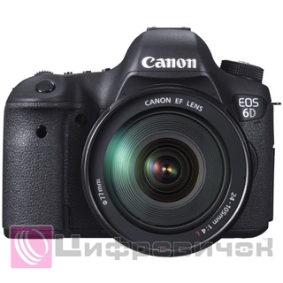 Canon EOS 6D Kit (24-105 IS L) WG