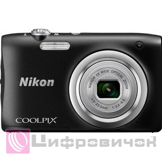 Nikon CoolPix A100 Black