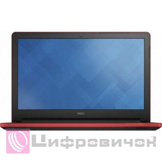 Dell Inspiron 5559 (I555810DDL-T1R) Red