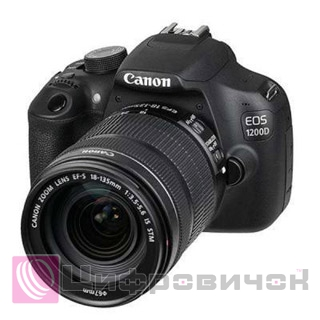 Canon EOS 1200D Kit (18-135 IS)