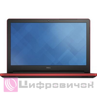 Dell Inspiron 5559 (I55545DDL-T2R) Red