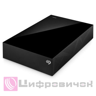 "Seagate Backup Plus Desktop 3.5"", 6Tb (STDT6000200) Black"