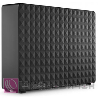 "Seagate Expansion 3.5"", 3Tb (STEB3000200) Black"