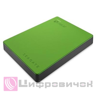 "Seagate Game Drive Xbox 2.5"", 2Tb (STEA2000403) Green"