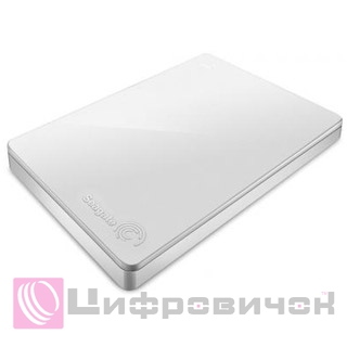 "Seagate Backup Plus Portable 2.5"", 1Tb (STDR1000411) White"