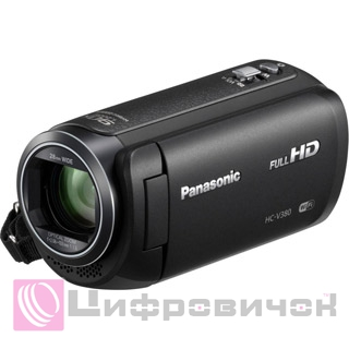 Panasonic HC-V380EE-K Black