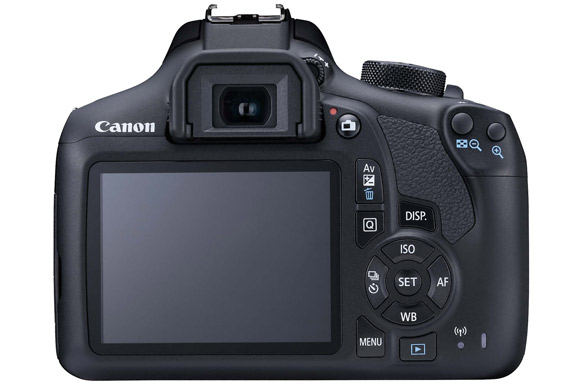Canon EOS 1300D Display Цифровичок