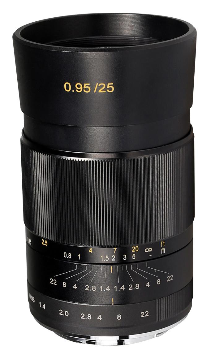 Meike 25mm f/0.95