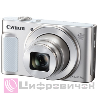 Canon PowerShot SX620 HS Silver with Wi-Fi