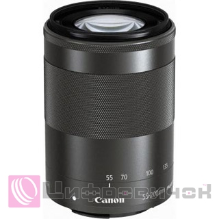 Canon EF-M 55-200mm f 4.5-6.3 IS STM