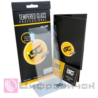 Захисне скло iSG Tempered Glass Pro Samsung Galaxy J7