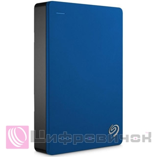 Seagate Backup Plus Portable 2.5, 4Tb (STDR4000901) Blue