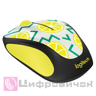 Logitech M238 Lemon (910-004713)