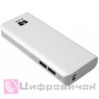 Power Bank Drobak Power-13000 White