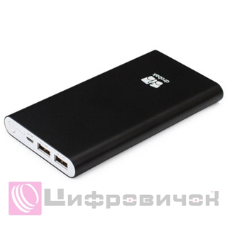 Power Bank Drobak Elegant Power-8000 Black
