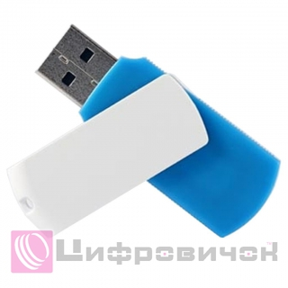 GoodRAM Colour Mix USB 2.0 8GB (UCO2-0080MXR11) White-Blue