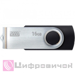 GoodRAM Twister USB 3.0 16GB (UTS3-0160K0R11) Black