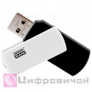 GoodRAM Colour Mix USB 2.0 16GB (UCO2-0160KWR11) Black-White