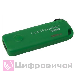 Kingston DataTraveler SE8 128GB USB 2.0 (DTSE8/128GB) Green