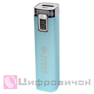 Power Bank PowerPlant PB-LA9000A/2600mAh