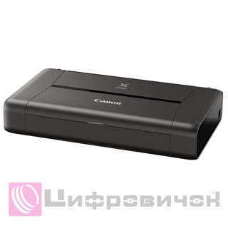 Принтер Canon Pixma Mobile iP110 with Wi-Fi (9596B009)