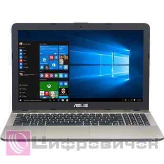 Asus X541UA (X541UA-XO108D) Chocolate Black