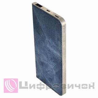 Power Bank CoolUp CU-Y005 4000mAh Jeans (BAT-CU-Y005-JN)