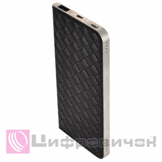 Power Bank CoolUp CU-Y005 4000mAh Black (BAT-CU-Y005-BL)