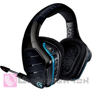 Навушники Logitech G933 Gaming Wireless (981-000599)