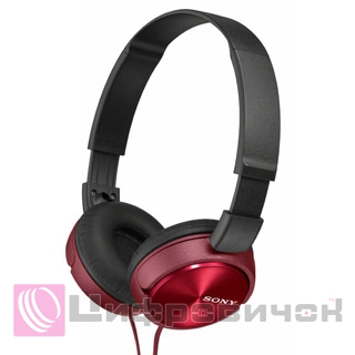 Sony MDR-ZX310 Red (MDRZX310RQ.AE)