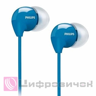 Philips SHE3590 Blue (SHE3590BL)