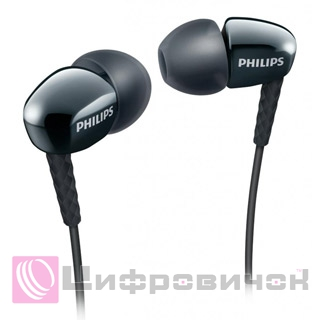 Philips SHE3900 Black (SHE3900BK/51)