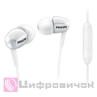 Philips SHE3905 White (SHE3905WT/00)