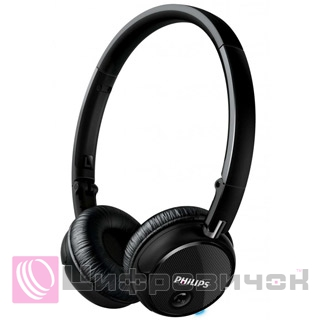 Philips SHB6250 Black Wireless (SHB6250/00)