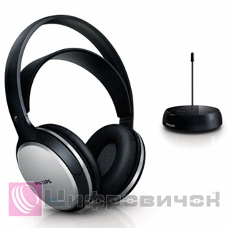 Philips SHC5100 Black Wireless (SHC5100)
