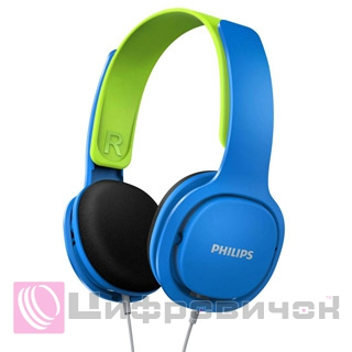 Philips SHK2000 Blue (SHK2000BL/00)