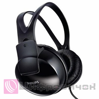 Philips SHP1900 Black (SHP1900)
