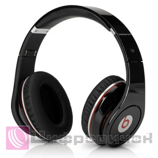 Monster Beats by Dr. Dre Studio Black