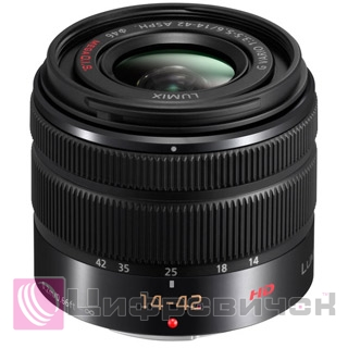 Panasonic 14-42mm f/3.-5-5.6 II