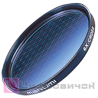 Marumi 6X-Cross 62mm