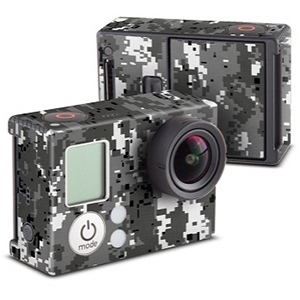 Digital Urban Camo for GoPro HERO3