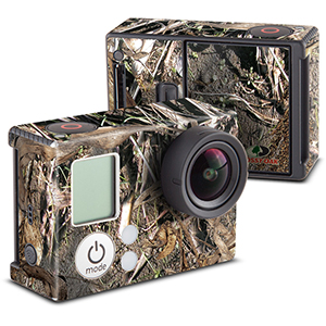 Duck Blind for GoPro HERO3