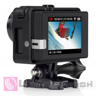 LCD Touch BacPac 3.0 - сенсорний дисплей для камер GoPro