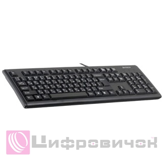 Клавіатура A4Tech KM-720 Black