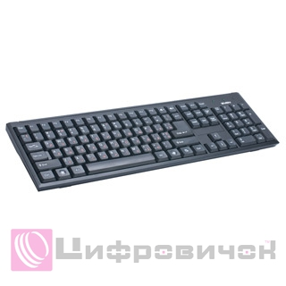 Клавіатура Sven Standard 303 USB+PS/2 Black