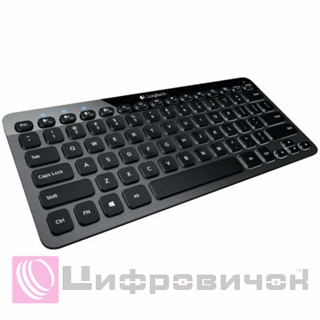 Клавіатура Logitech K810 Bluetooth Illuminated Keyboard Black