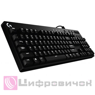 Клавіатура Logitech G610 Orion Brown (920-007865) Black