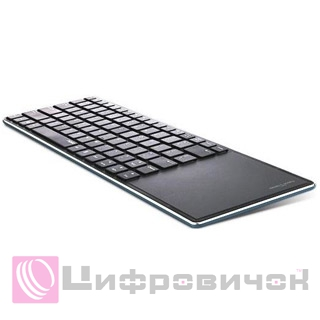 Клавіатура Rapoo E6700 Bluetooth Touch Black