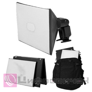 Розсіювач LumiQuest SoftBox LTp LQ-124