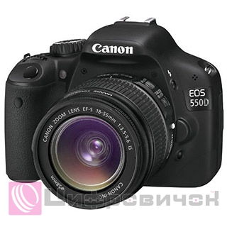Canon EOS 550D Kit 18-55 IS Б/В